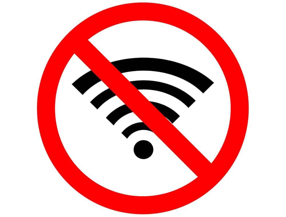 Smart Plug No Internet