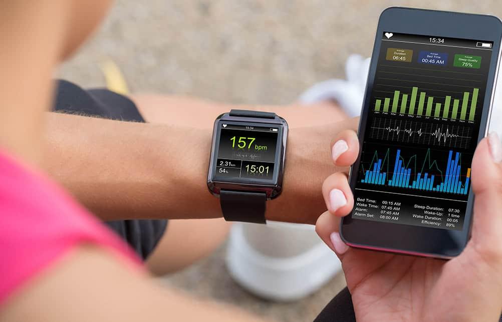 Smartwatch Biometrics