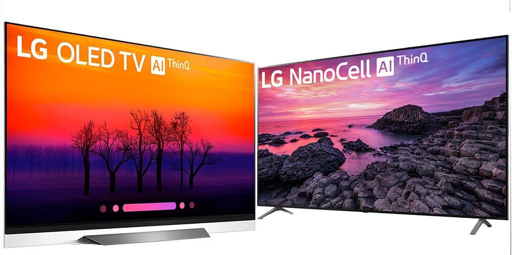 LG OLED vs NanoCell