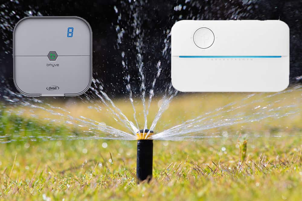 Smart Sprinkler Systems and Controllers