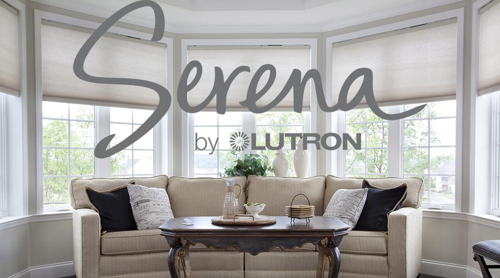 Lutron Serena Shading