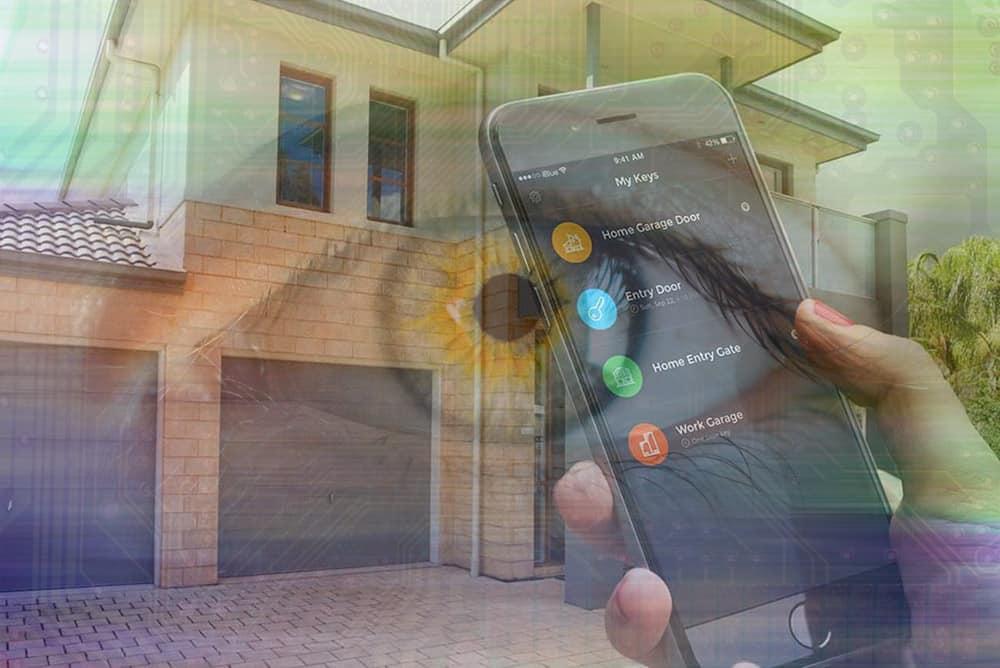 Smart Garage Door Openers Cyber Security Eye