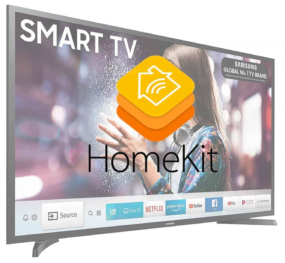 HomeKit and Samsung Smart TV