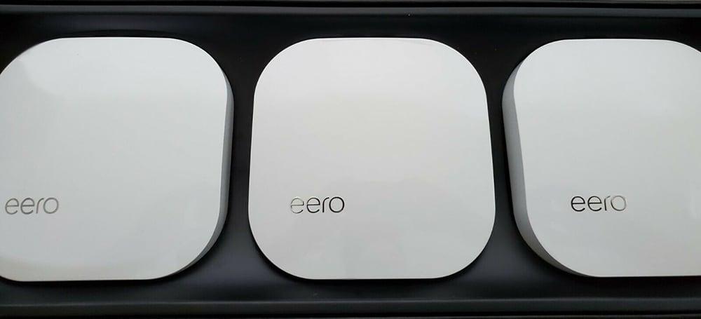 Eero Mesh Router in Box