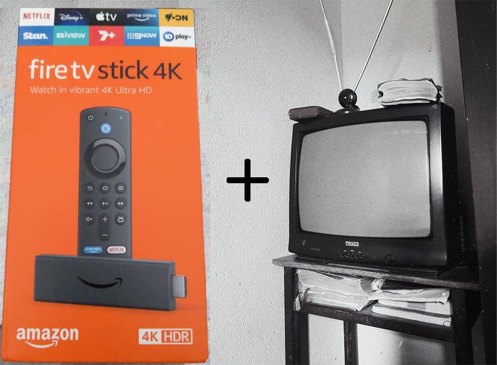 Fire TV Stick Old TV