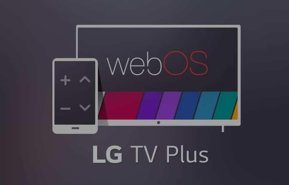 LG WebOS App TV Plus