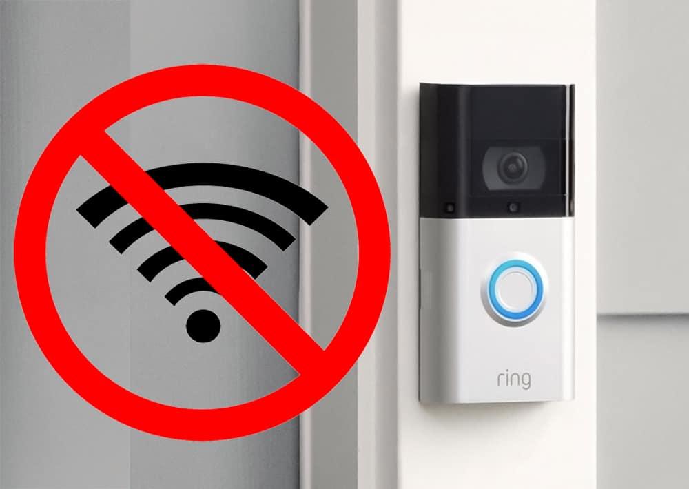 Ring Video Doorbell No Wifi