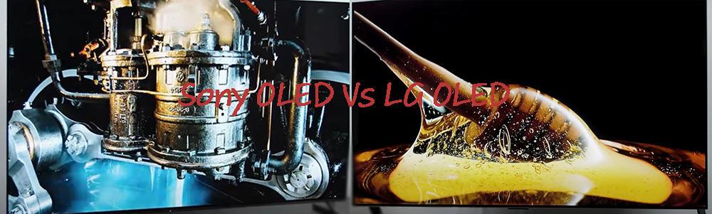 Sony OLED vs LG OLED