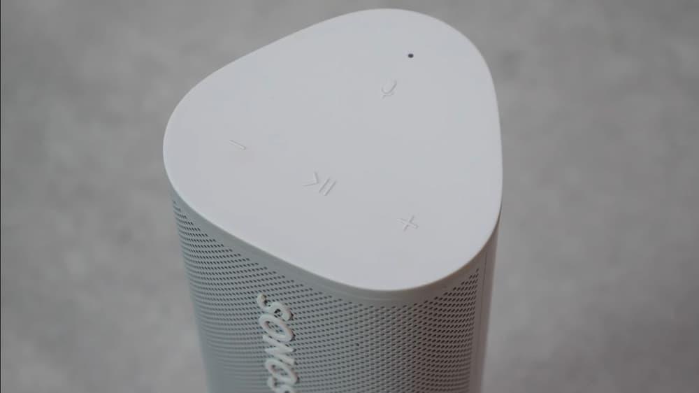 Sonos Roam Buttons